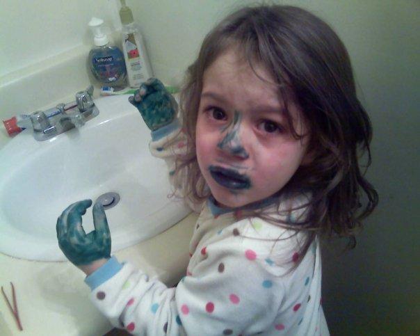 blue emma